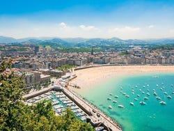 ,Excursión a San Sebastián