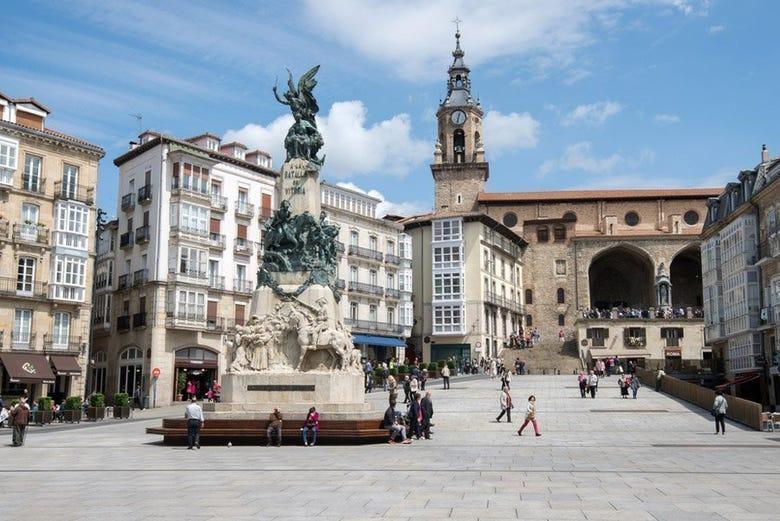 ,Excursión a Vitoria,Excursión a Zona de vinos de Rioja