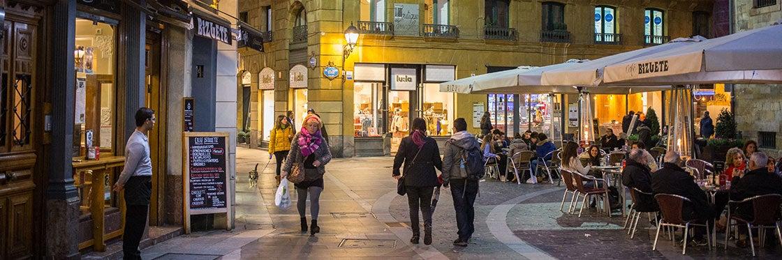 Horario comercial de Bilbao