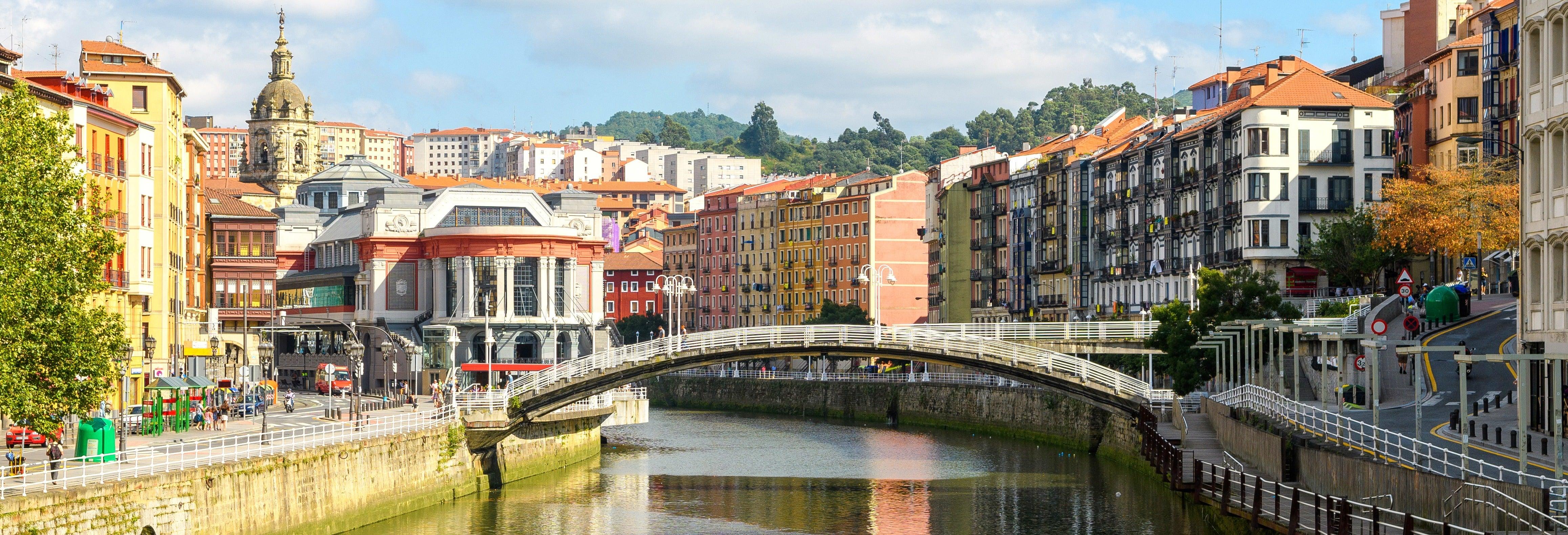 Tour por Bilbao + Funicular de Artxanda