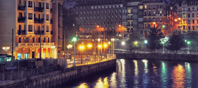 Tour de misterios y leyendas por Bilbao