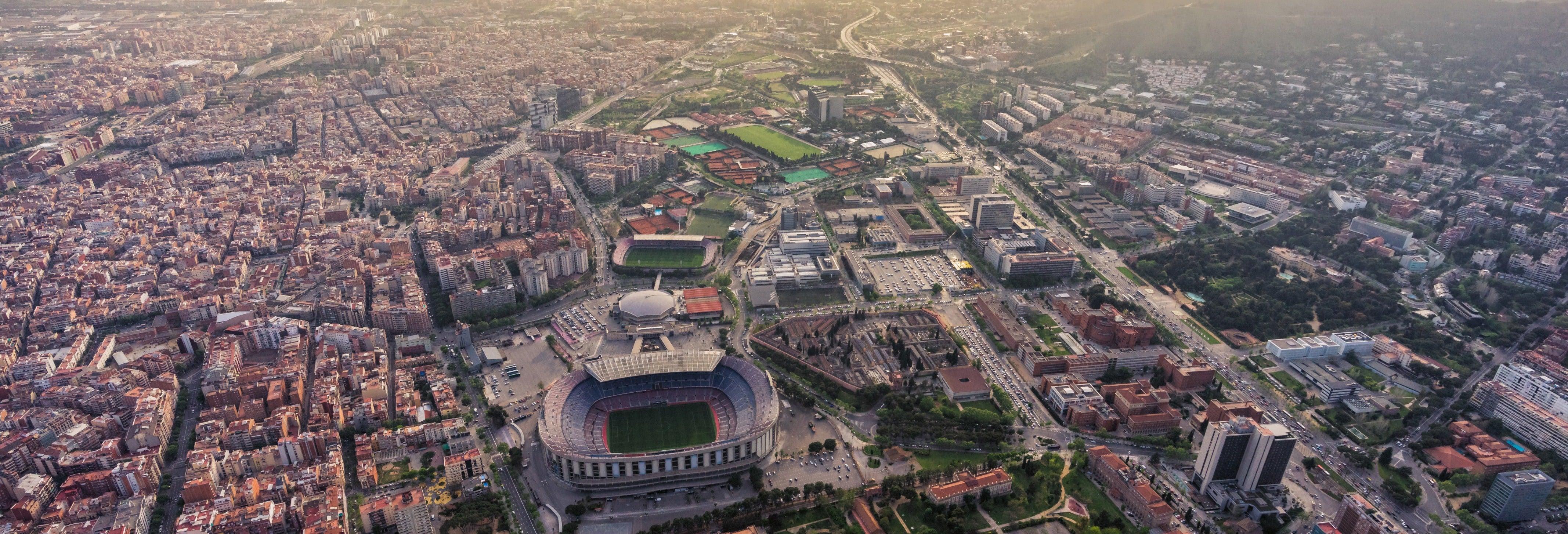 Camp Nou Experience + Fonte Mágica de Montjuïc