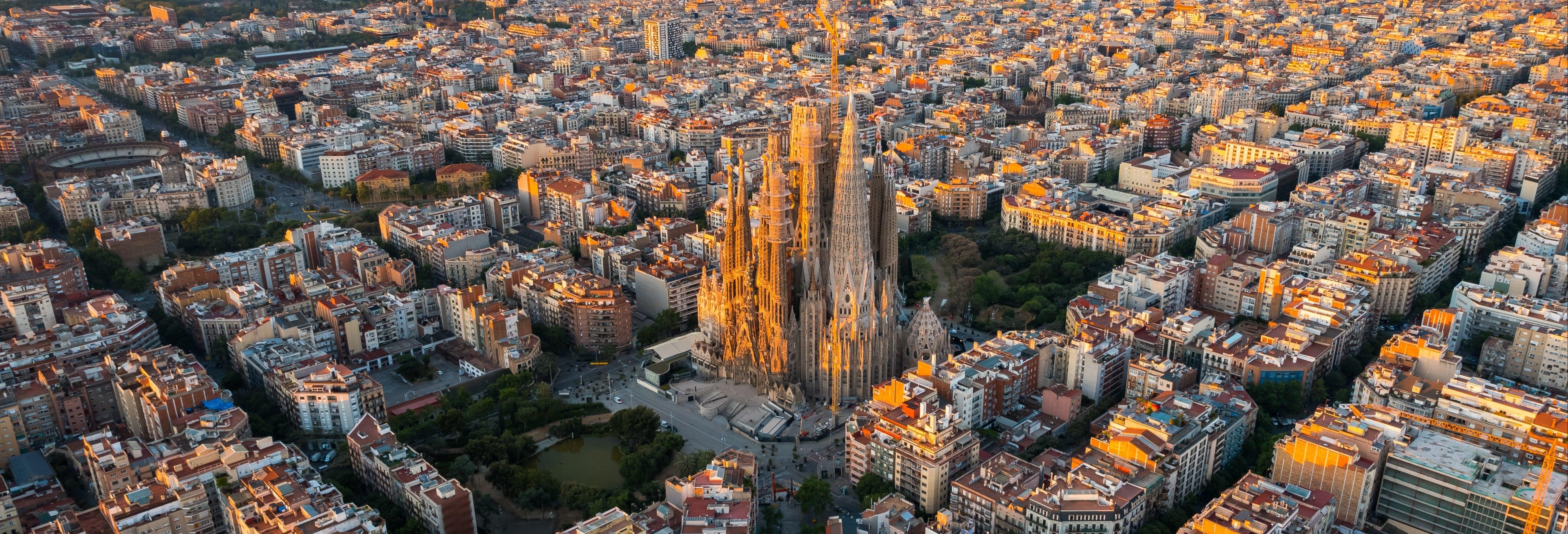 Excursion à Barcelone + Fontaine magique de Montjuïc