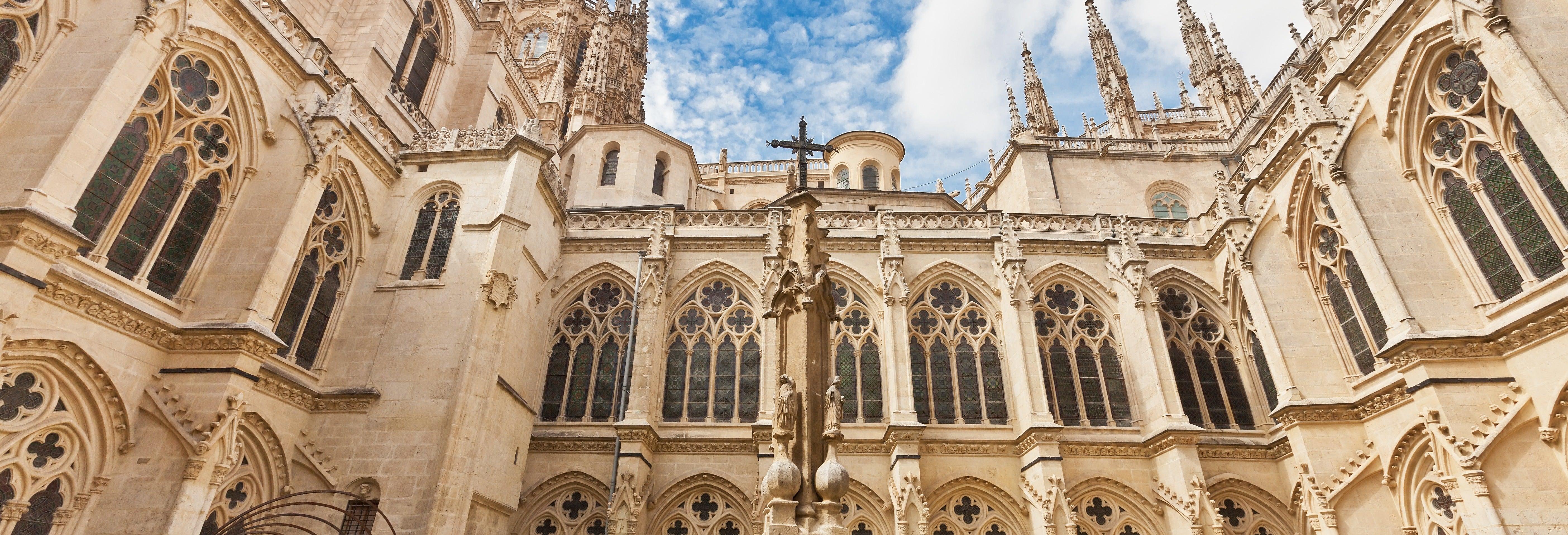 Visita guiada pela catedral de Burgos