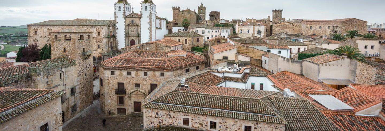 Pasaporte turístico de Cáceres