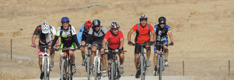 Tour rural en bicicleta por Cáceres