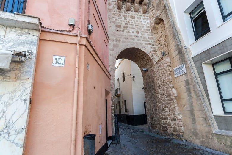 Visite guidée dans le Cadix médiéval