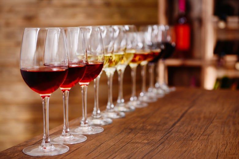 Visite autour du vin de Xéres