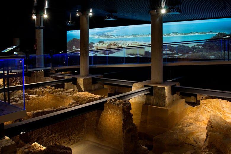 Visite guidée du site archéologique de Gadir
