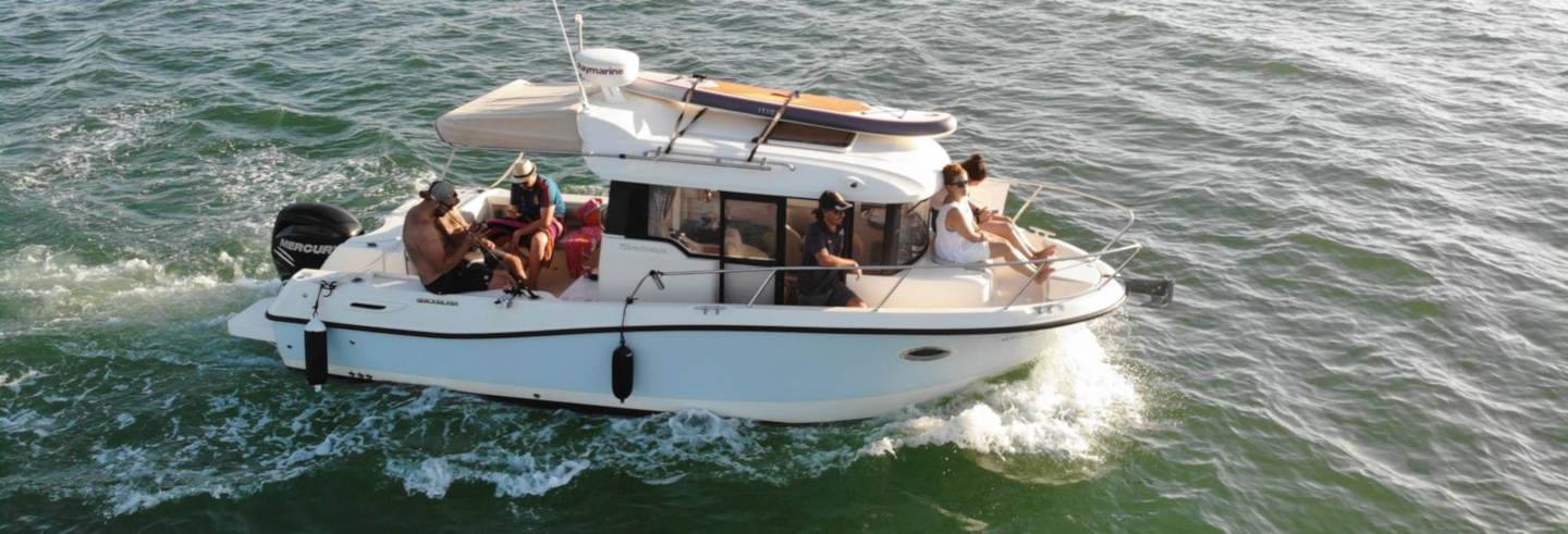 Balade en bateau privé à Cadix