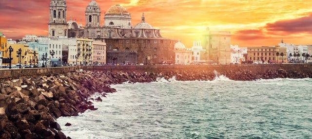 Tour de misterios y leyendas por Cádiz