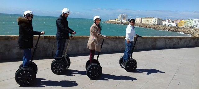 Tour en Segway por Cádiz