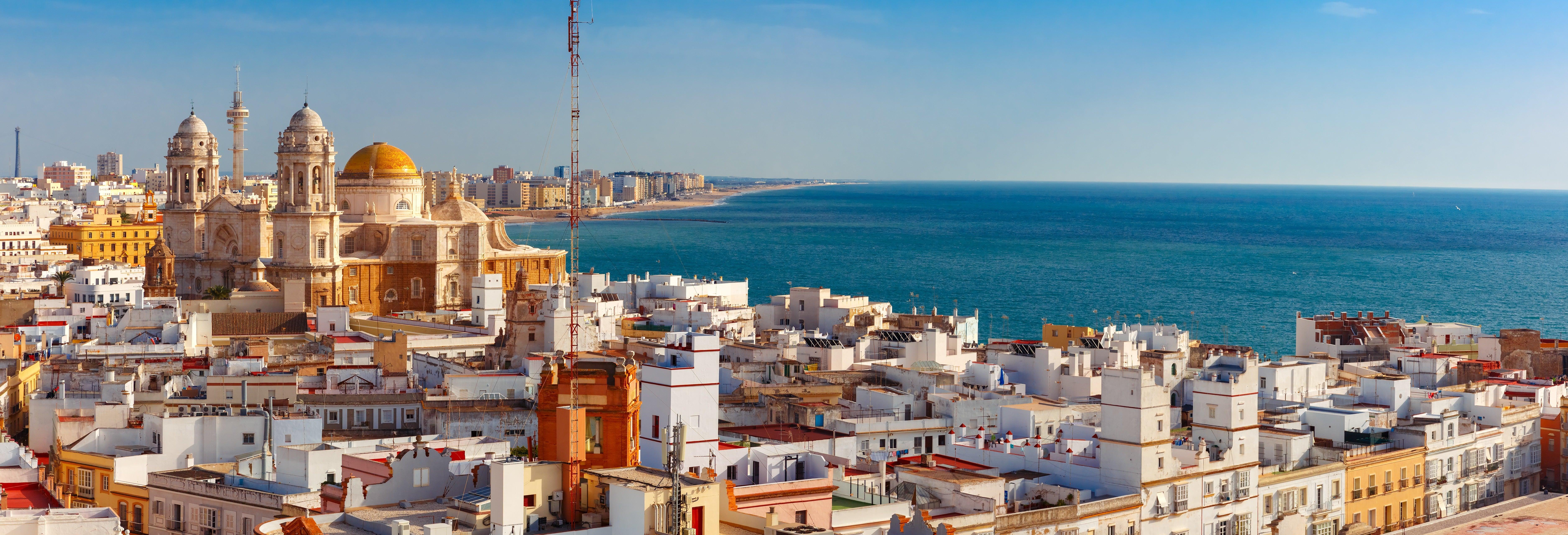 Visita guiada por Cádiz