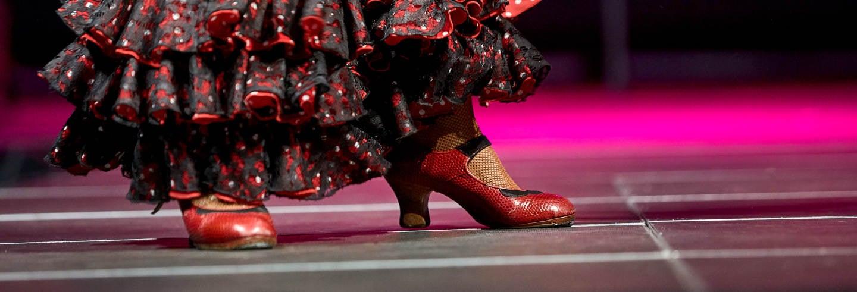 Spectacle équestre et flamenco à Cambrils