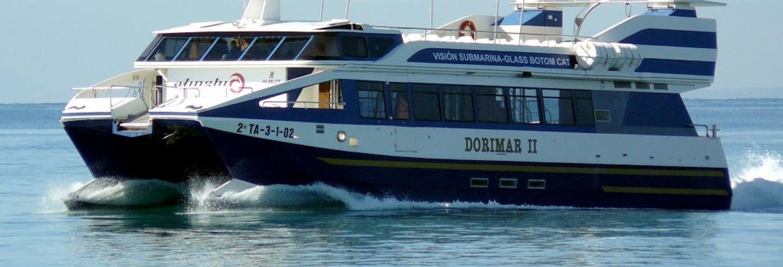 Fiesta en barco por Cambrils con cena