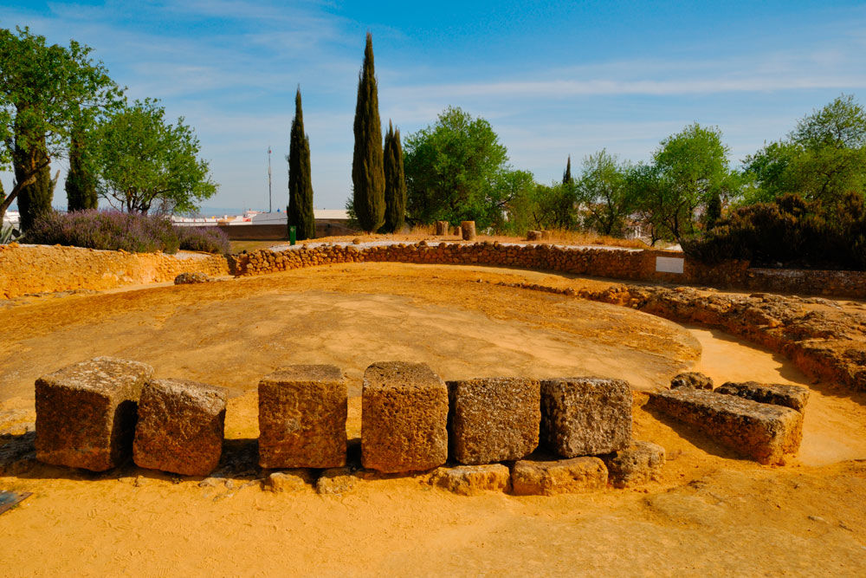 Visite de la Carmona romaine