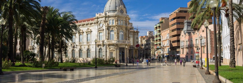 Tour por la Cartagena masónica