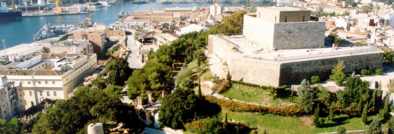 Visita guiada pelo Castelo da Concepción