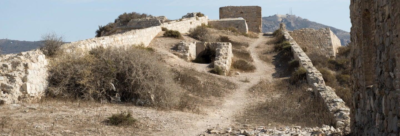 Visita guiada por el Castillo de los Moros