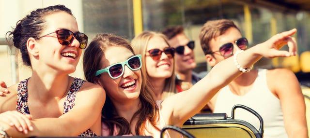 Autobús turístico de Córdoba