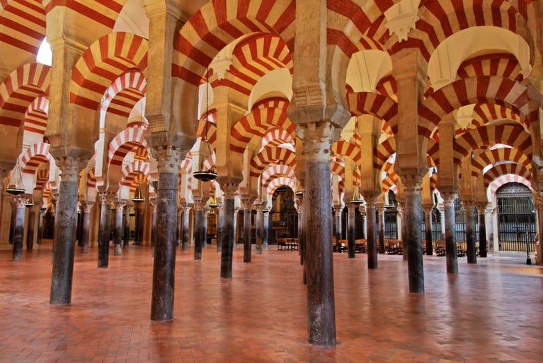 Resultado de imagen de cordoba mezquita