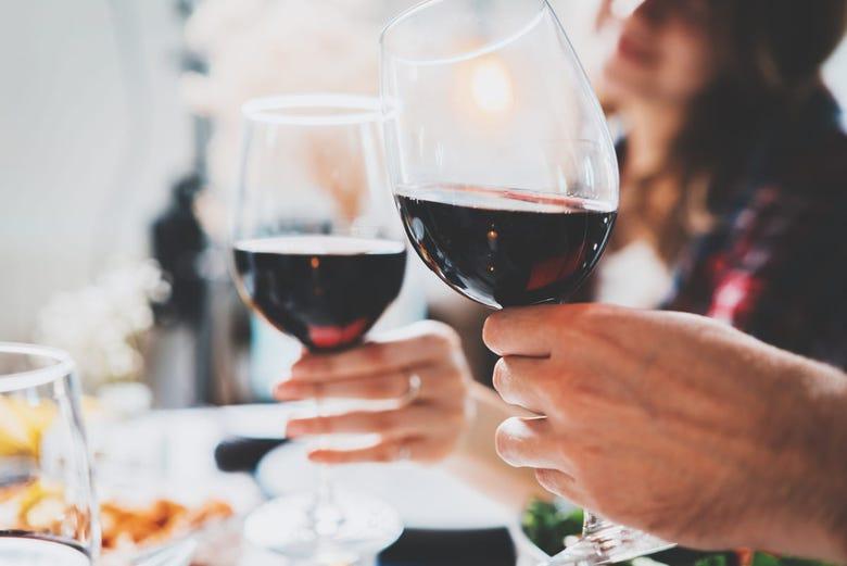 Dégustation de vins à Cordoue