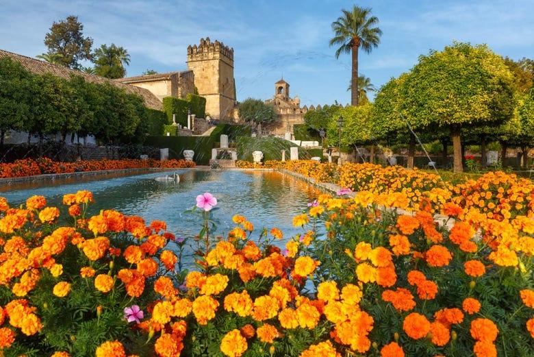 Visite guidée de l'Alcázar de Cordoue