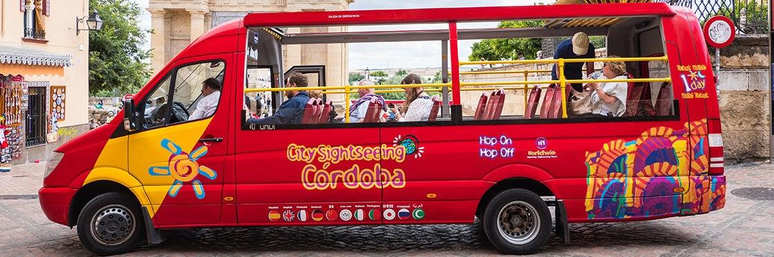Autobus turistico di Cordova