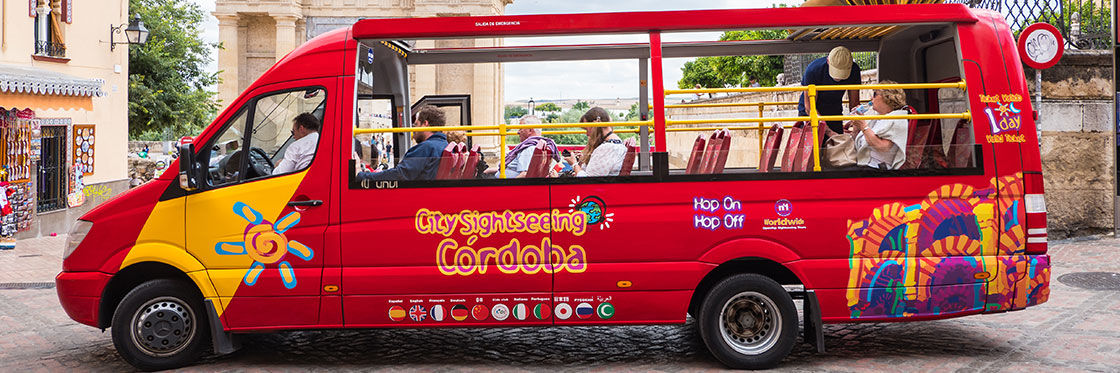 Ônibus turístico de Córdoba