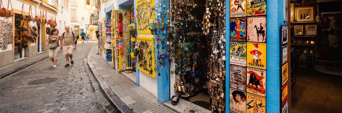 Horário comercial em Córdoba