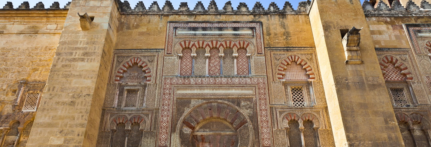 Classic Cordoba Guided Tour with Mosque Entrance