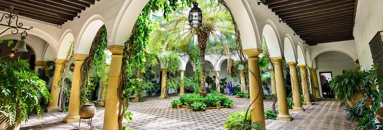 Visita del Palacio de Viana y sus patios