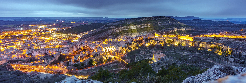 Oferta: Cuenca nocturna + Ciudad Encantada