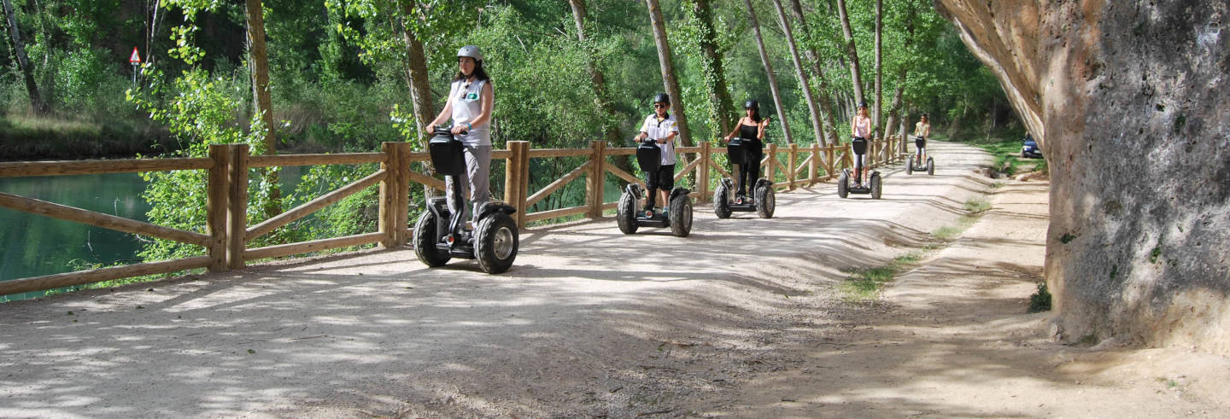 Tour de segway por Cuenca