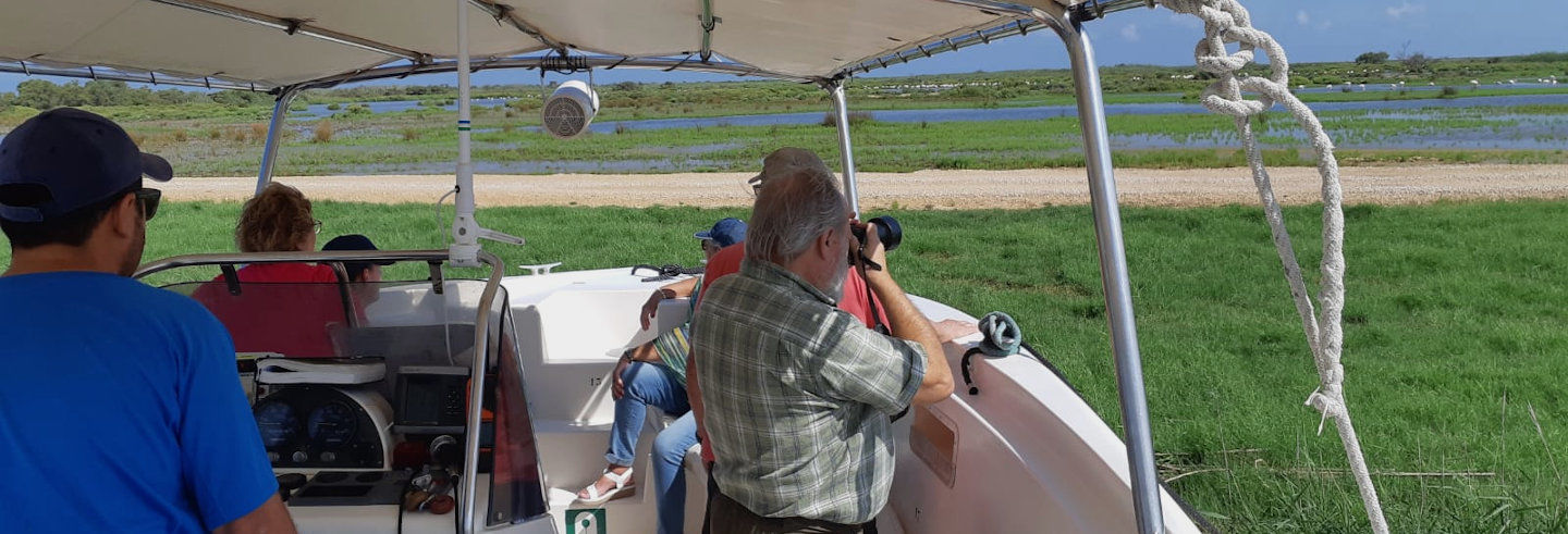 Tour en 4x4 y paseo en barco por el Delta del Ebro