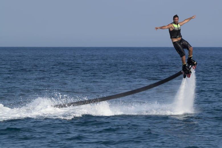 Flyboard à Dénia