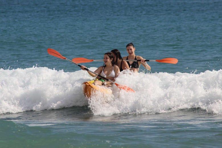 Location de kayak à El Campello
