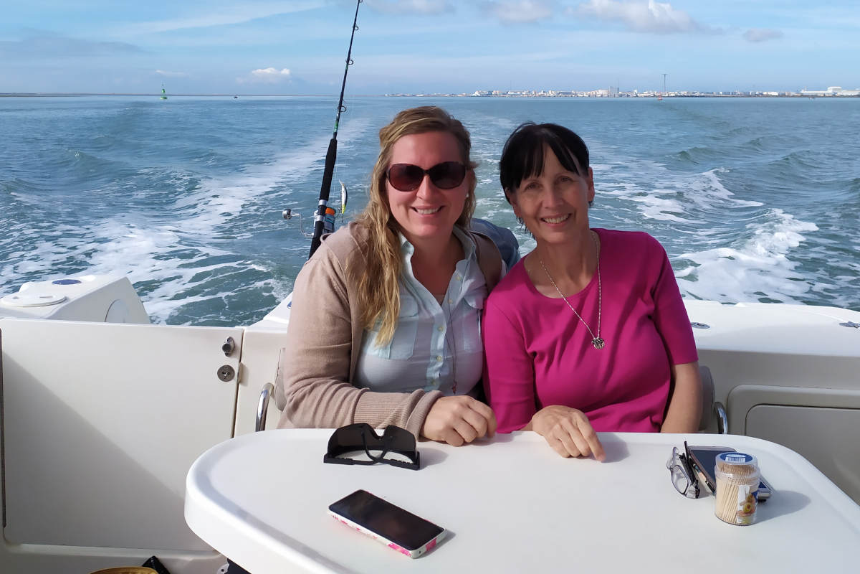 Balade en bateau privé à El Puerto
