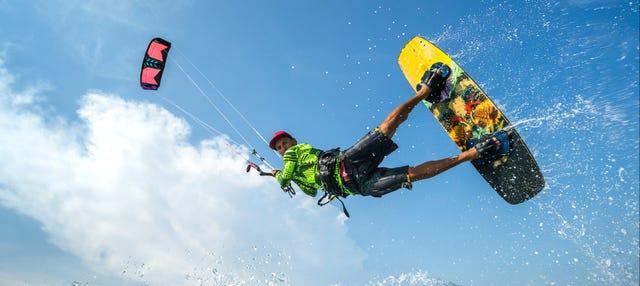 Cours de kitesurf à L'Estartit