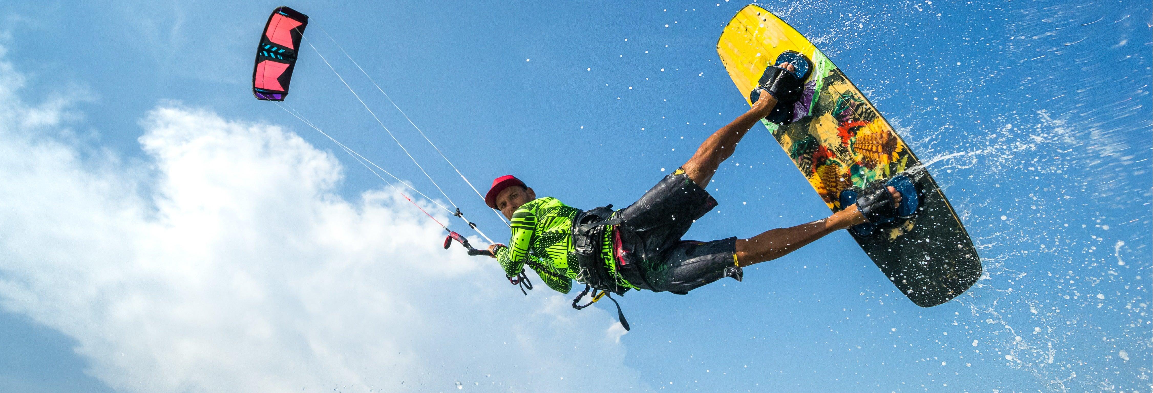 Curso de kitesurf en Estartit