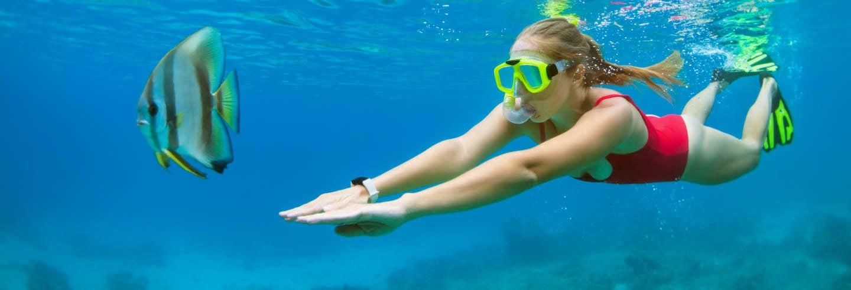 Snorkel en las islas Medas