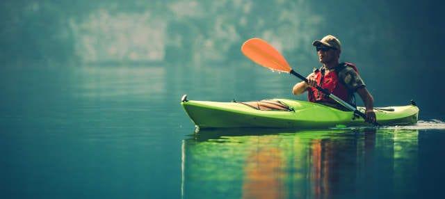 Balade en kayak dans les îles Medes