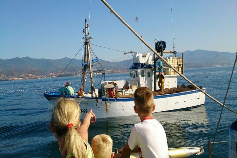 Visite du port d'Estepona + Balade en bateau