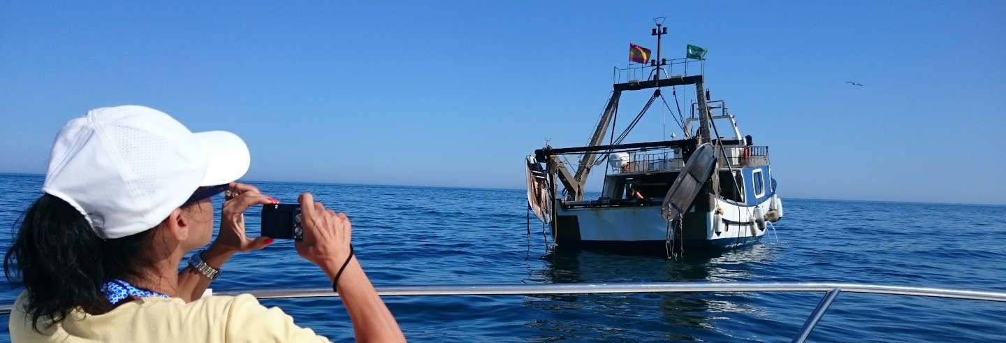 Estepona Fishing Port Tour & Boat Cruise