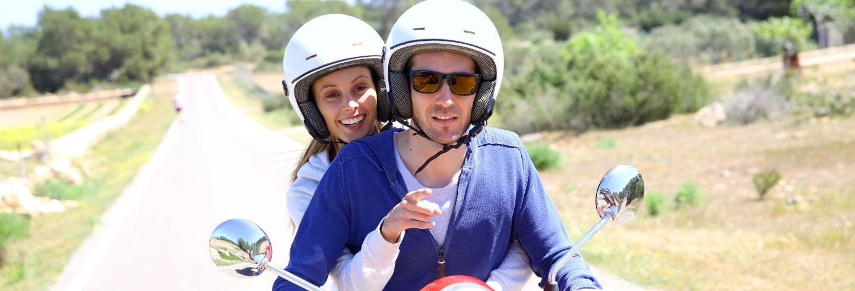 Tour en moto por Formentera