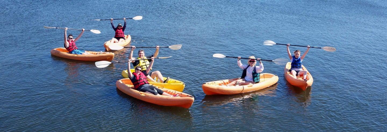 Noleggio di kayak a Foz