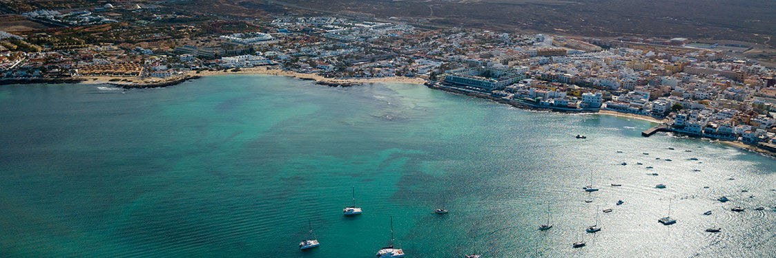 Cómo llegar a Fuerteventura