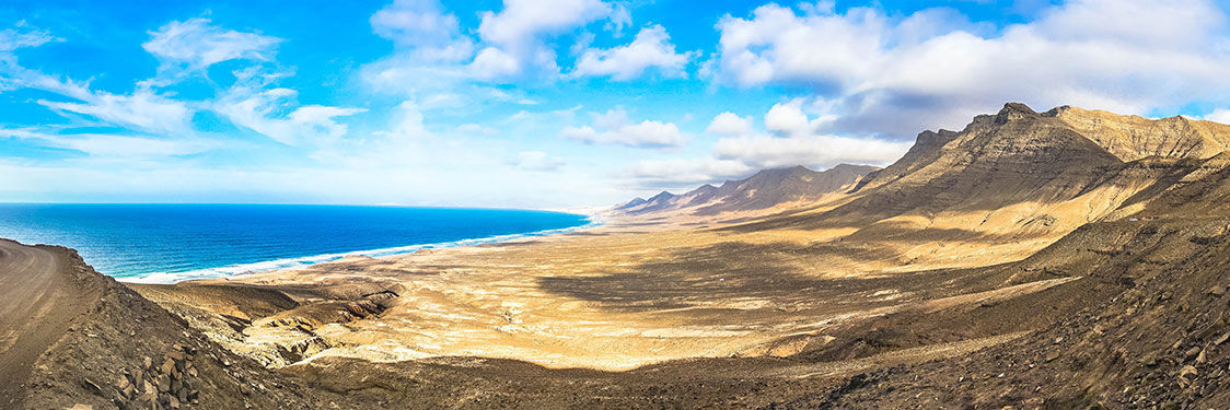 Geografía de Fuerteventura
