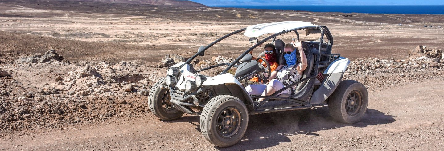 Tour di Fuerteventura in buggy