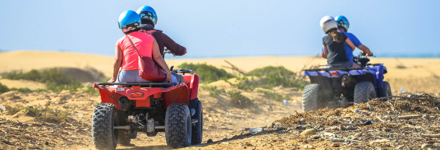 Fuerteventura Quad Safari